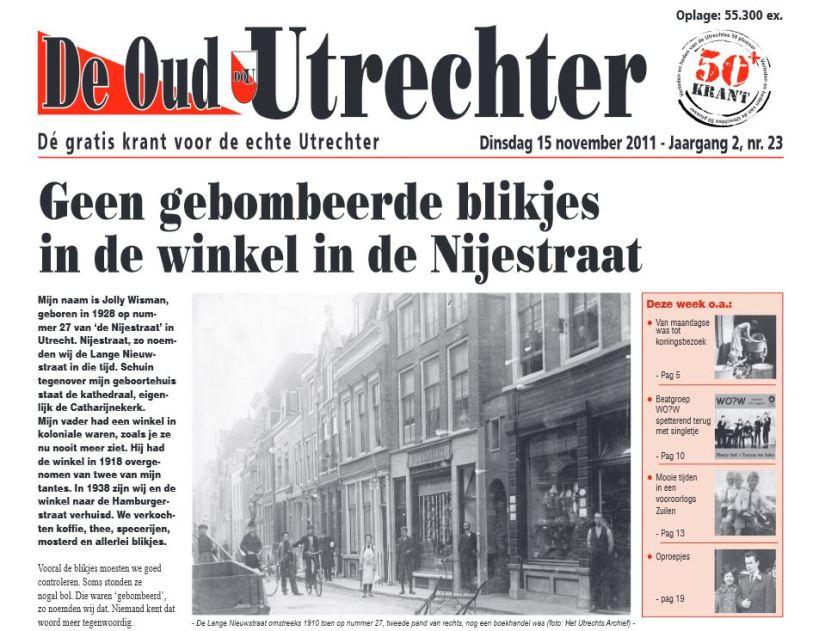 Geen gebombeerde blikjes in deNijestraat
