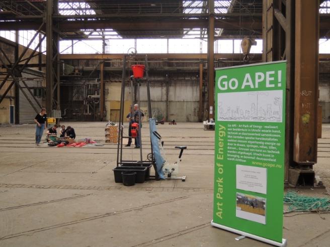 Go Ape - ArtPark of Energy