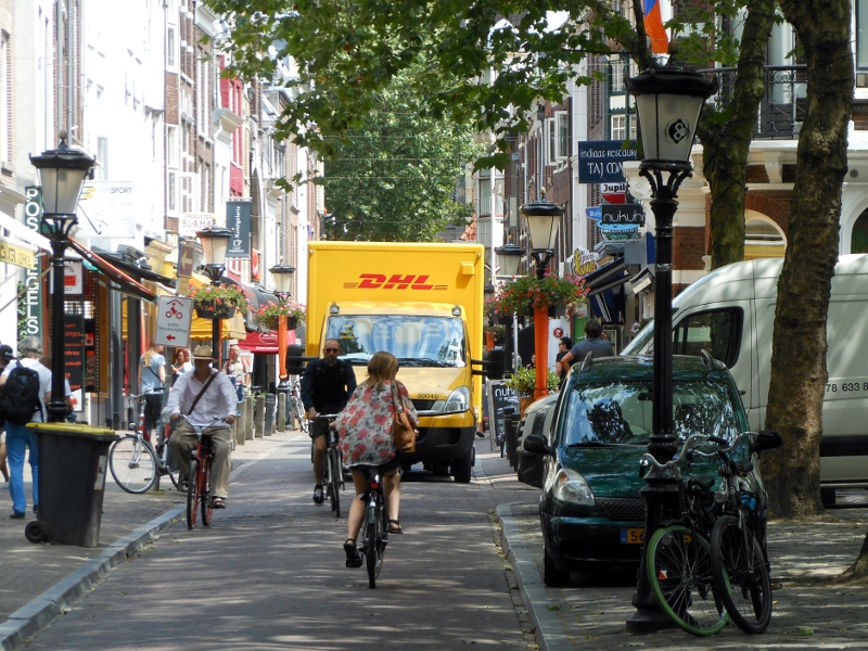 Plein 6: Utrechtse pilots in duurzame stadsdistributie