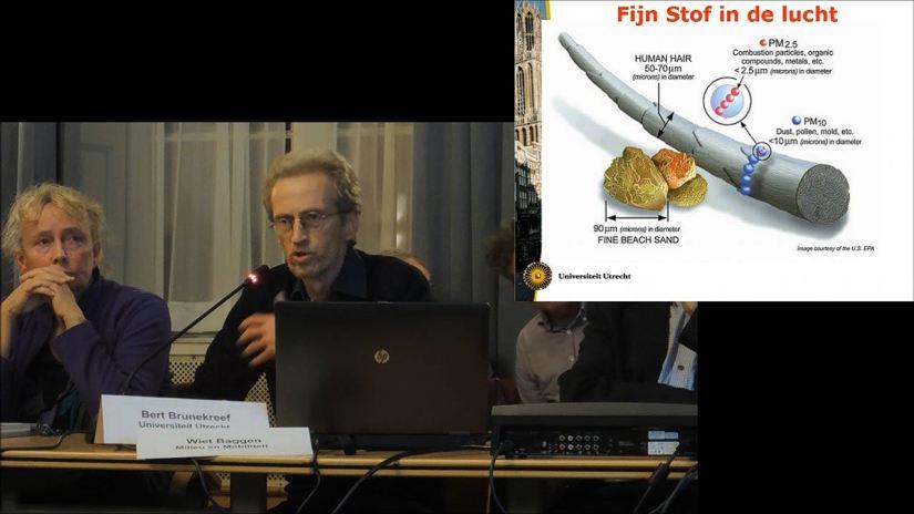 Video: Bert Brunekreef over roet engezondheid