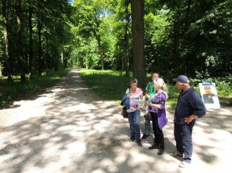Excursie van Mevrouw Amelisweerd (Bea Groen)