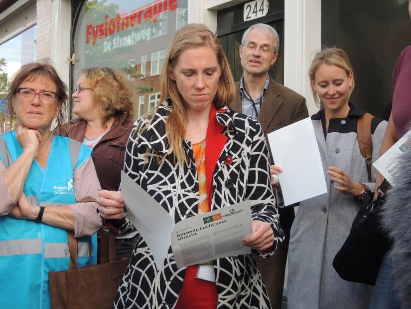 Wethouder Lot van Hooijdonk over Actieplan GezondeLucht